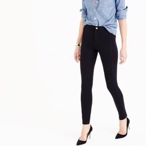 J. Crew Tall Pixie Snap-Front Pant